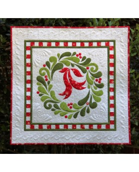 Feather Fancy Quilt Pattern