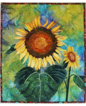 Sunflowers Quilt Pattern