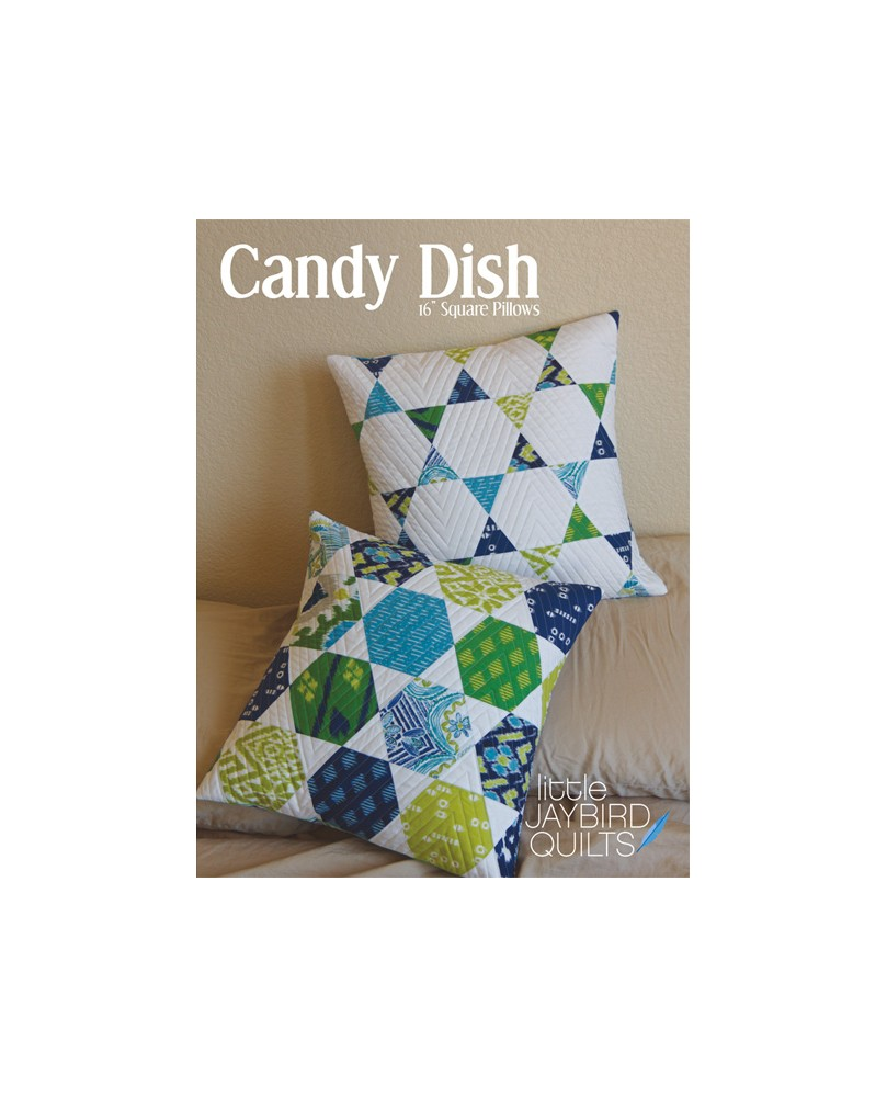 Candy Dish Pillow Pattern