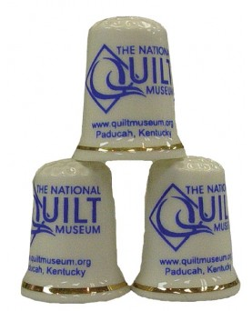 National Quilt Museum Thimble